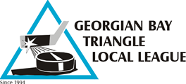 Georgian Bay Triangle Local League Logo
